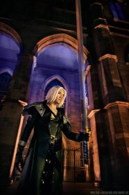 Sephiroth from Final Fantasy VII worn by Grey San