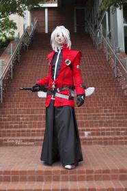 Ragna the Bloodedge from BlazBlue: Calamity Trigger worn by OnlyMostlyDead