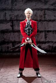 Archer from Fate/Stay Night worn by OnlyMostlyDead