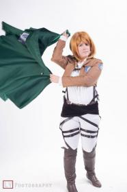 Petra Ral from Attack on Titan worn by ConfusedMuse