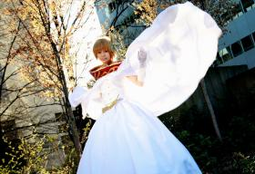 Sakura from Tsubasa: Reservoir Chronicle worn by Crowkidd