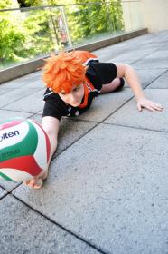 Shouyou Hinata from Haikyuu!! worn by Sniperi