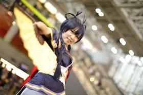 Umi Sonoda from Love Live! worn by MeiBi Cinnamon