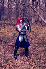 Erza Scarlet from Fairy Tail worn by Scarlet Heart Cosplay