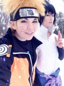 Naruto Uzumaki from Naruto worn by MonchichiTanuki