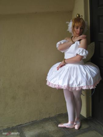 Princess Tutu photographed by