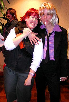 Yaoi-con 2002 photographed by