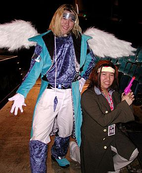 ParaCon: Anime Festival 2001 photographed by