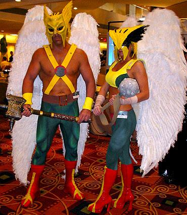 Dragon*Con 2004 photographed by