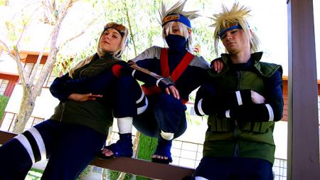 Naruto photographed by