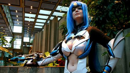 Xenosaga Episode III: Also sprach Zarathustra photographed by