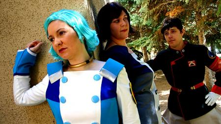 Eureka seveN photographed by