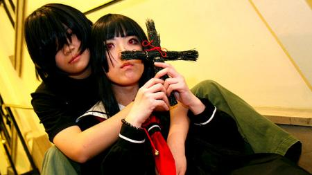 Jigoku Shoujo photographed by