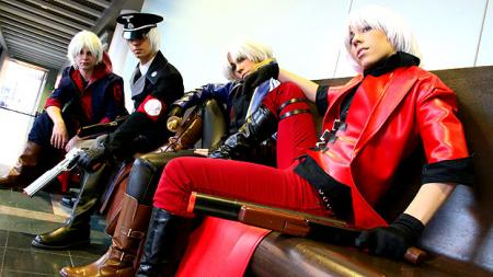Devil May Cry photographed by