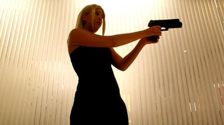 Parasite Eve photographed by