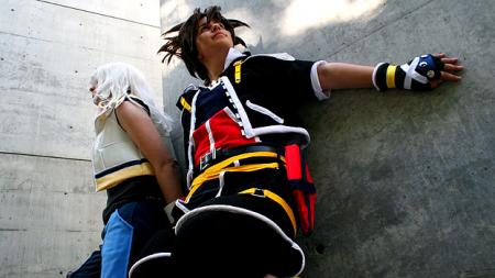 Kingdom Hearts photographed by