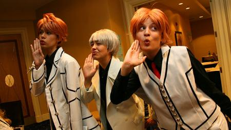 Vampire Knight photographed by