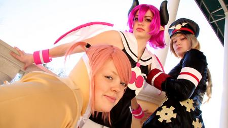 Disgaea 3 photographed by