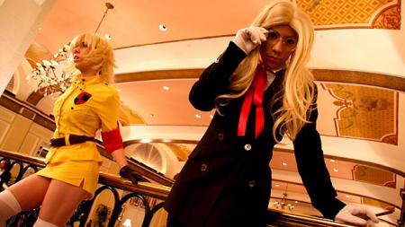Hellsing photographed by