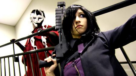 Ergo Proxy photographed by