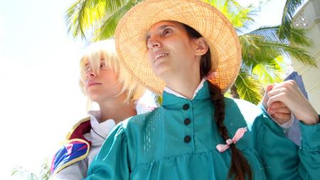 Howls Moving Castle photographed by