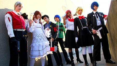 Persona 3 photographed by
