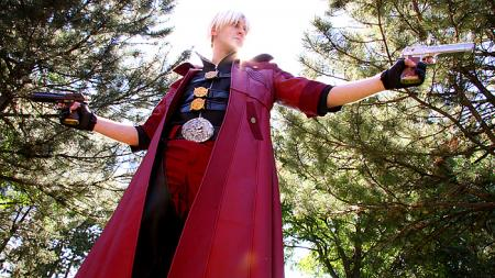 Devil May Cry 3 photographed by