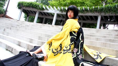 Tsubasa: Reservoir Chronicle photographed by