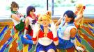 Sailor Moon photographed by
