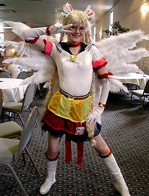 Sakura-con 2001 photographed by
