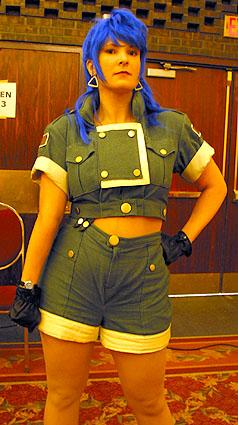 Anime North 2002 photographed by