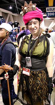 Anime Expo 2001 photographed by