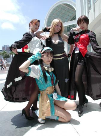 Anime Expo 2002 photographed by