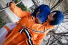 Air Gear photographed by