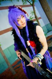 Vocaloid 2 photographed by