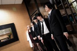 Psycho-Pass photographed by