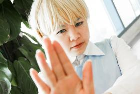 Sorcerous Stabber Orphen photographed by