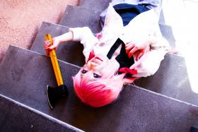 Future Diary photographed by