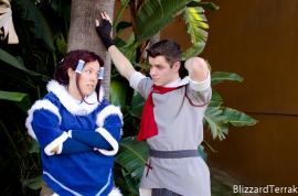 Legend of Korra, The photographed by