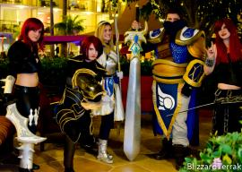 League of Legends photographed by