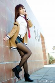 Steins;Gate photographed by