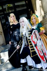 Castlevania photographed by