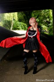 Lightning Returns: Final Fantasy XIII photographed by