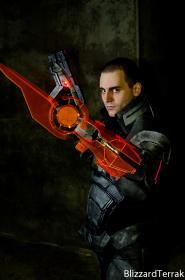 Mass Effect photographed by