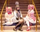 Madoka Magica photographed by