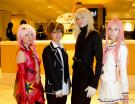 Guilty Crown photographed by