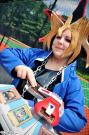 Yu-Gi-Oh! Duel Monsters photographed by