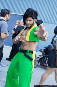 Laura from Street Fighter V worn by Maguma
