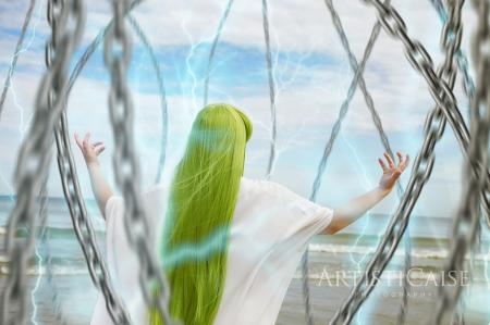 Enkidu from Fate/Grand Order worn by Lunaladyoflight