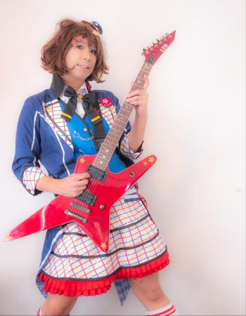 Kasumi Toyama from Bang! Dream worn by Rin Dunois